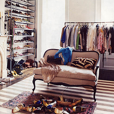 how to get a whole new wardrobe cheap